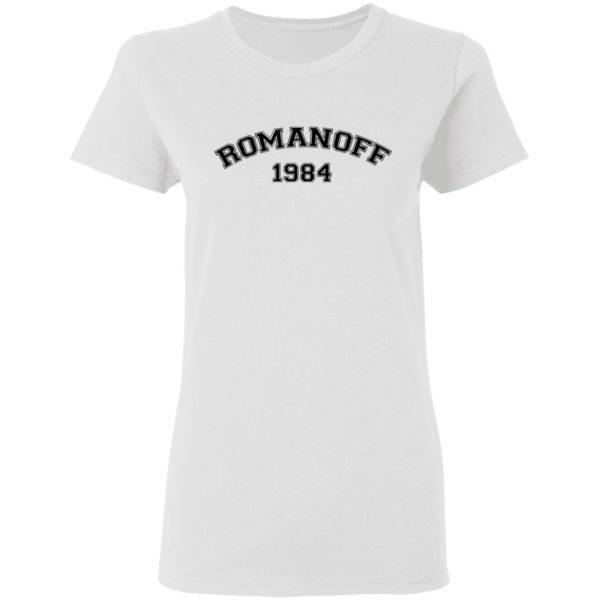 Romanoff 1984 Shirt