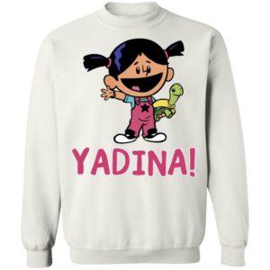 Yadina Cyan Shirt