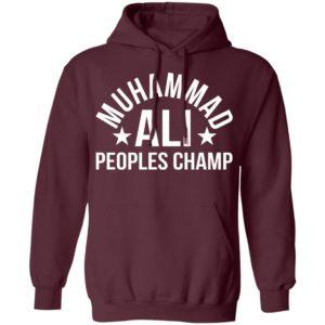 Muhammad Ali People Champ Shirt