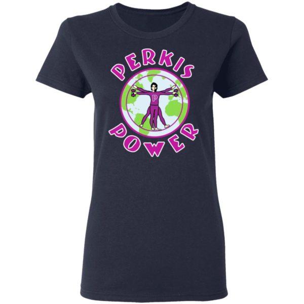 Perkis Power Shirt