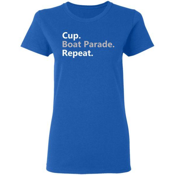 Cup Boat Parade Repeat Shirt