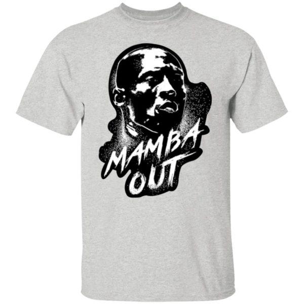 Mamba Out Shirt