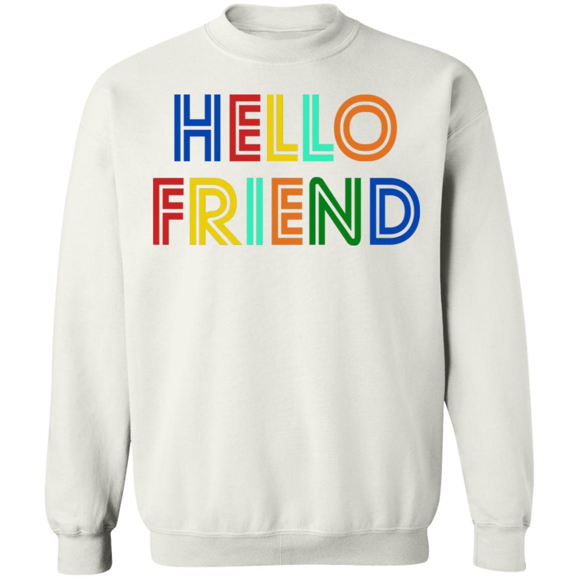 Bill Cosby Hello Friend Shirt