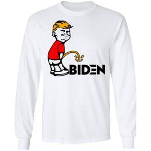 Trump Pee Biden Shirt