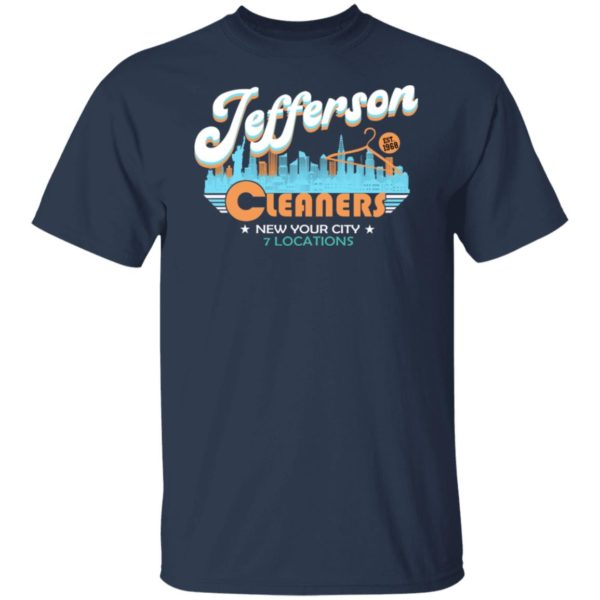 Jefferson Cleaners Shirt