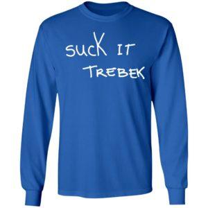SucK It Trebek Shirt