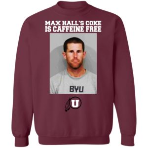Todd Noall Max Hall's Coke Shirt
