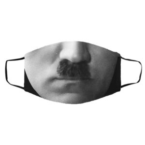 Biden Hitler Face Mask